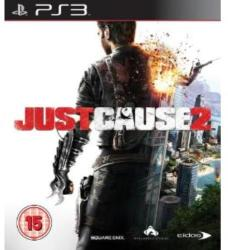 Eidos Just Cause 2 (PS3)