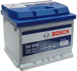 Bosch S4 12V 44Ah 440A Jobb+ (0092S40010)
