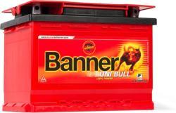 Banner Uni Bull 58Ah 450A Jobb+ és Bal+ (50200)