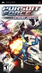 Sony Pursuit Force Extreme Justice (PSP)