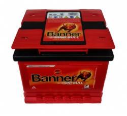 Banner Uni Bull 47Ah 390A Jobb+ és Bal+ (50100)