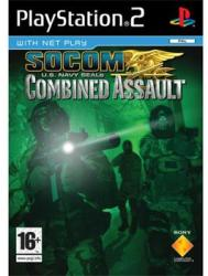 Sony SOCOM U.S. Navy SEALs Combined Assault (PS2)