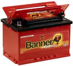 Banner Uni Bull 69Ah 520A Jobb+ és Bal+ (50300)