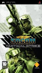 Sony SOCOM U.S. Navy SEALs Tactical Strike (PSP)