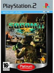 Sony SOCOM II U.S. Navy SEALs (PS2)