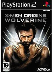 Activision X-Men Origins Wolverine (PS2)