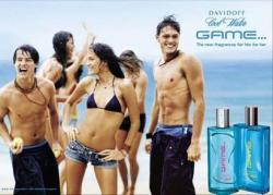Davidoff Cool Water Game Woman EDT 30ml
