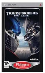 Activision Transformers The Game (PSP)