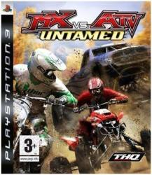 THQ MX vs. ATV Untamed (PS3)
