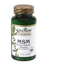 Swanson MSM kapszula (100 db)