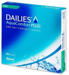 Alcon Dailies AquaComfort Plus Toric - 90 Buc - Zilnic
