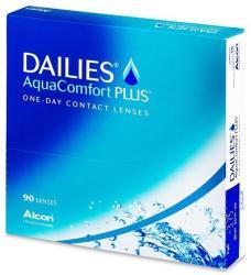 Alcon Dailies AquaComfort Plus - 90 Buc - Zilnic