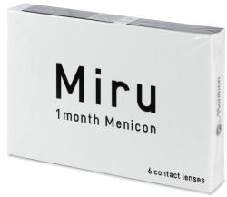 Menicon Miru - 6 Buc - Lunar