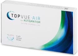TopVue Air For Astigmatism - 3 Buc - Zilnic