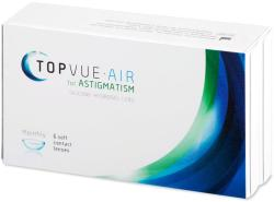 TopVue Air For Astigmatism - 6 Buc - Zilnic