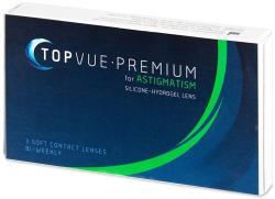 TopVue Premium For Astigmatism - 3 Buc - Zilnic