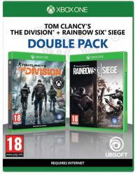 Ubisoft Double Pack: Tom Clancy's Rainbow Six Siege + The Division (Xbox One)