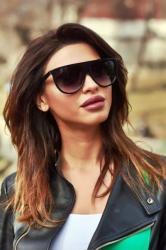 Ochelari Vintage Kardashian Rotunzi