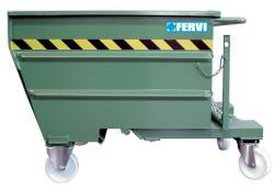 FERVI Container 750 l C030/0750