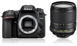 Nikon D7500 + AF-S 18-105mm VR
