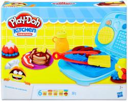Hasbro Play-Doh: Reggeliző gyurmakészlet (B9739)