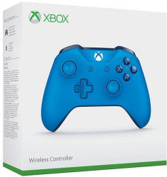 Microsoft Xbox One Wireless Controller - Blue Vortex