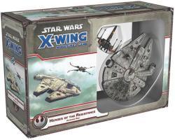 Delta Vision Star Wars X-Wing: Az Ellenállás hősei kiegészítő