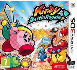 Nintendo Kirby Battle Royale (3DS)