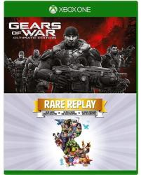 Microsoft Gears of War Ultimate Edition + Rare Replay (Xbox One)