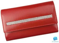 Rovicky piros Valódi bőr Pénztárca (h CPR-047-CRY-BAR 3 1) 51ef2ec862