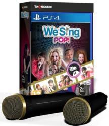 THQ Nordic We Sing Pop! [Microphone Bundle] (PS4)