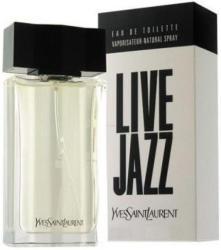 Yves Saint Laurent Live Jazz EDT 50ml