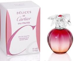 Cartier Delices de Cartier Eau Fruitee EDT 50ml