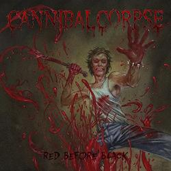 Cannibal Corpse Red Before Black - facethemusic - 5 190 Ft