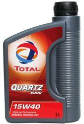 Total 15W40 Quartz 5000 (1L)