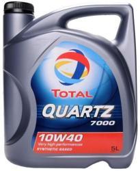 Total 10W-40 Quartz 7000 (5L)
