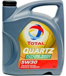 Total 5W30 Quartz Future 9000 (5 L)