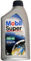 Mobil 15W-40 Super 1000 X1 (1 L)