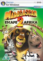 Activision Madagascar Escape 2 Africa (PC)