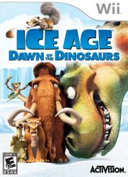 Activision Ice Age 3 Dawn of the Dinosaurs (Wii)