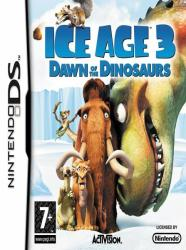 Activision Ice Age 3 Dawn of the Dinosaurs (Nintendo DS)