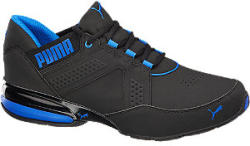 Férfi PUMA ENZIN SL sportcipő fekete színben | Puma | DEICHMANN
