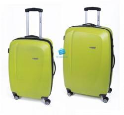 Gabol 1123 M-L - 2 db-os bőrönd szett TSA zárral