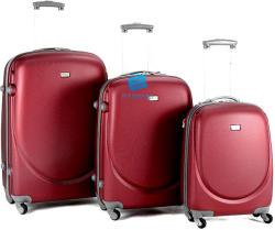 Benzi Bossana BZ 050 - 3 db-os bőrönd szett