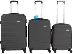 Leonardo Da Vinci 3db-os bőrönd szett (6015)