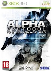 SEGA Alpha Protocol The Espionage RPG (Xbox 360)