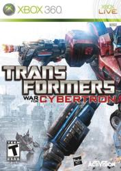 Activision Transformers War for Cybertron (Xbox 360)