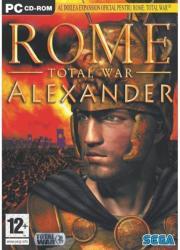 SEGA Rome Total War Alexander (PC)
