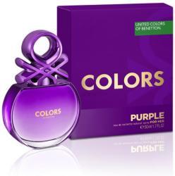 Benetton Colors de Benetton Purple EDT 80ml