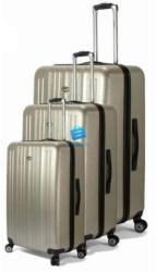 Benzi BZ-4589-M - 4-kerekes, közepes trolley bőrönd
